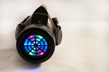 Steampunk Gas Mask Cyber Goth Halloween Christmas Gift New Years Dance Festival