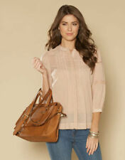 Monsoon Carmella Lace Top Nude Pink Size  8-22