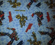 Transformers Personalized Flannel & Fleece Blanket Small Sizes