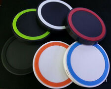 Qi Wireless Charger Power Pad For iPhone Note2 Nokia Nexus Samsung Galaxy S3 S4