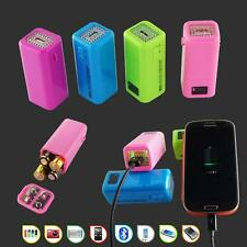 New AA Battery Emergency Power Bank 5V/1A