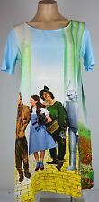 Peter Alexander Womens- Wizard of Oz Silk Front Sleep Tee- BNWT Choose Size