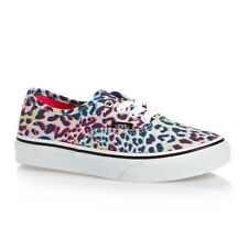 Vans Authentic Multi Womens Trainers