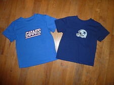 NFL Baby Boys Short Sleeve t-shirt Tops NEW ALL TEAMS YOU CHOOSE color & size
