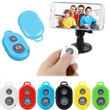 Wireless Bluetooth Remote Control Camera Shutter for IOS Android iPhone HTC iPad