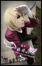 Black Butler Season 2 Earl Alois Trancy cosplay party costume FREE TRACK NO