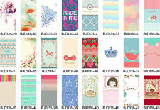 Cool Design Various Pattern Hard Back Phone Case for Apple iPhone 4 4S 5 5S 5C