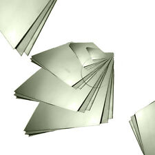 Aluminium Sheet Plate 1mm Thick Guillotine Cut Choose a Size of your choice