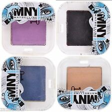 OMBRE FARD A PAUPIERES GEMEY MAYBELLINE MNY MY SHADOW COULEURS AU CHOIX