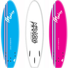 Maddog Samoa Soft Foam Surfboard 6' - Assorted Colours NEW