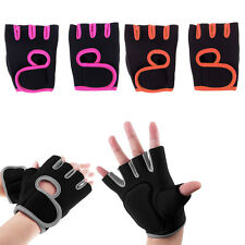New Womens MANS Weight Lifting Gloves Fitness Glove Gym Exercise Training