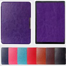 """Magnetic Fashion Leather Case Stand Cover For 6.8"""" Kobo Aura H20 E-Book Reader"""