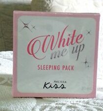 Kiss Skin Care Whitening CollagenFast Skin Renew Restore Face Acne A Cream Mask