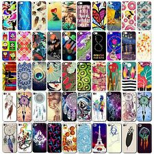 Beauty Colorful Various Design Scenery Case Cover for Apple iPhone 4 4S 5 5S 5C