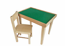 Kids Wooden Activity / Lego Table