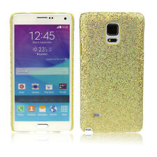 Luxury Sparkle Bling Glitter Diamond Hard Case Cover For Samsung Galaxy Note 4