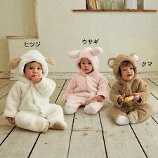 Baby Boy Girl Animal Halloween Fancy Dress Party Costume Outfit Clothes 00 0 1 2