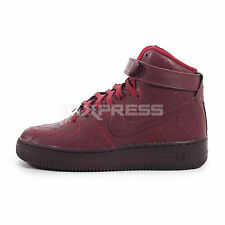 WMNS Nike Air Force 1 Hi FW QS [704010-600] NSW Casual City Pack Shanghai