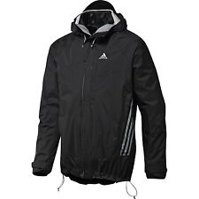 BRAND NEW MENS ADIDAS TERREX SWIFT 3 IN 1 CLIMAPROOF STORM JACKET SIZE SM & LG