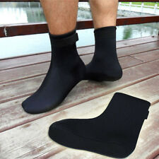 Excellent Neoprene 3mm Water Sports Scuba Diving Surfing Socks Snorkeling Boots