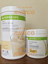 Herbalife Formula 1 Nutritional Shake Mix + Prolessa Duo 30 Day OR 7 Day Program