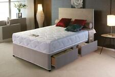 Tranquility 1000 Natural touch pocket collection w/ draw options by Vogue beds.