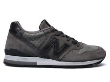 "New Balance ML996DGY Shoes Made in USA ""Distinct Authors"" collection"