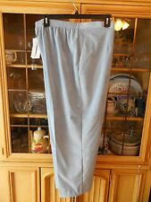 Alfred Dunner   Plus Size Short  Pull On Corduroy Casual Pants SR $50 NEW  27