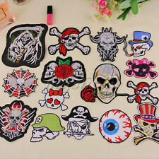 Embroidered Iron On / Sew On Patches Badges Transfers - Fancy Dress Kids Gifts