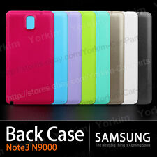 Battery Cover Back Door Case Replacement Hard Skin for Samsung Note 3 N9000