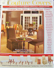Bailey Street Couture Covers™ Parsons Chair Slipcover Select Option Lightly Used