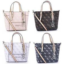 Delaney 4G Logo Petite Tote Handbag With Crossbody Strap 4 Colors Bag NWT XLV