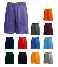 Men's Mesh Jersey Athletic Fitness Workout Colors Shorts MADE IN USA LA Speedy