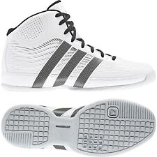 Adidas Mens Commander TD 4 Basketball G98271 Mid Boots White Trainers UK Sizes