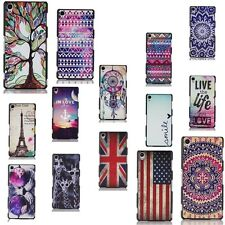 Back Pattern Painted Phone Skin For Apple iPhone Design Case Cover Hard