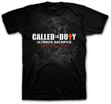 Mens Christian T-Shirt CALLED TO DUTY by Kerusso BRAND-NEW