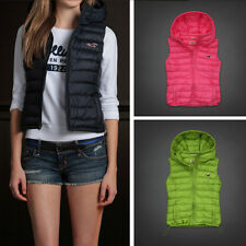 NEW  HOLLISTER  WOMEN'S  DALEY RANCH  100% polyester VESTS/OUTWEAR  SIZE XSMALL