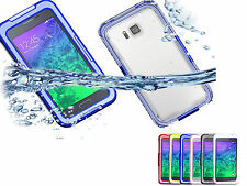 Waterproof Shockproof Snowproof Cover Case For Samsung Galaxy Alpha SM-G850