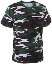 Concrete Jungle Camouflage Tactical Military Short Sleeve T-Shirt 61080