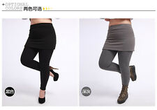 Women New Winter Thick Pantyhose Tights Skirt Plus Size XXL 3XL 95kg wear