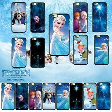 Disney Frozen Queen Elsa Anna Olaf phone case Cover for iPhone 4/5/6Plus Samsung