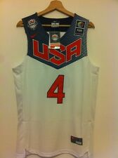 Canotta nba basket Stephen Curry jersey USA Dream Team Mondiale Spagna S/M/L/XL