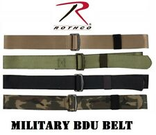 BDU Belt Military & Tactical Law Enforcement Belt Adjustable Nylon BDU Belt 4198