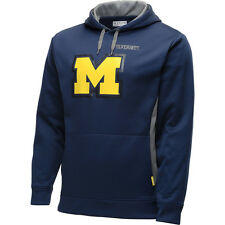 Majestic Athletic Men's Michigan Wolverines Doctorate Pullover Hoodie