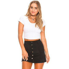 All About Eve Striped T-Shirt