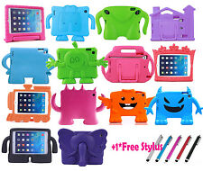 children shock proof EVA safe Foam Case cover for iPad 2/3/4 iPad Mini Air 1/2/3