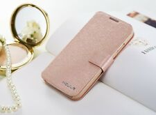 Luxury Wallet Leather Case Cover For Galaxy Note 4 3 2 S5 S4 S3 iPhone 6 Plus 5S