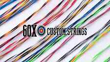 Diamond Ice Man Bow String & Cable Set Choice of Colors 60X Custom Strings