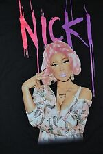 Nicki Minaj Juniors V Neck T-Shirt Brand New with Tags