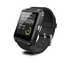 New Upgrade U8 Plus Bluetooth 4.0 Smart wrist watch Anti-lost for iPhone Android